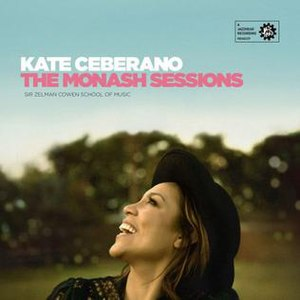 The Monash Sessions - Image: The Monash Sessions by Kate Ceberano
