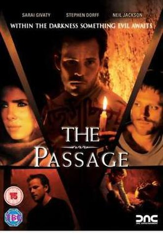 The Passage (2007 film) - DVD cover