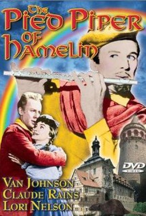 The Pied Piper of Hamelin (1957 film) - DVD cover