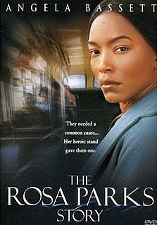 <i>The Rosa Parks Story</i> 2002 television film directed by Julie Dash