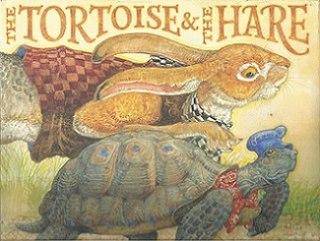 <i>The Tortoise & The Hare</i>