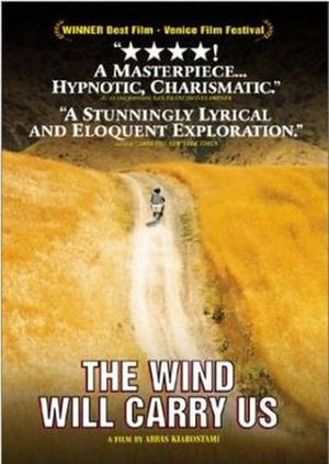 The Wind Will Carry Us - Image: The Wind Will Carry Us poster