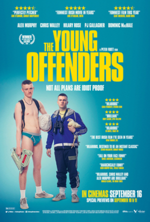 The Young Offenders - Theatrical poster