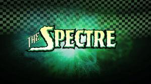 DC Showcase: The Spectre - The Spectre Title Banner