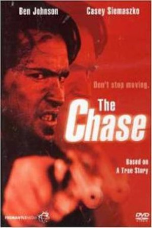 The Chase (1991 film) - The DVD cover for The Chase