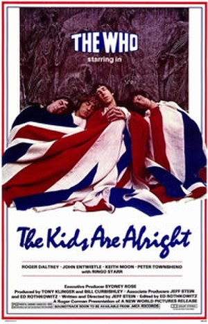 The Kids Are Alright (film) - Image: Thekidsarealrightmov ieposter