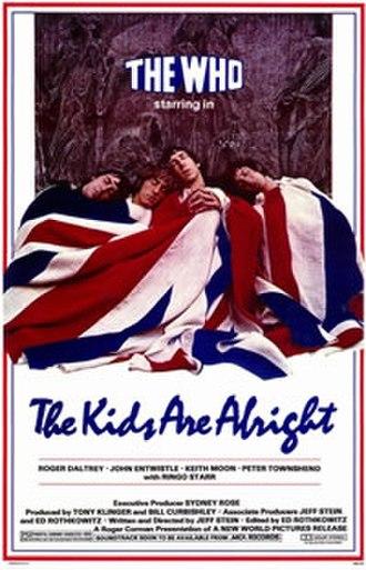 The Kids Are Alright (film) - Image: Thekidsarealrightmov ieposter