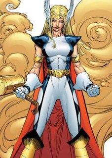 Thor Girl Comic book character