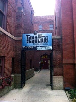 TimeLine Theatre Company - Image: Time Line Theatre Company, Entrance