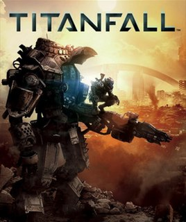 <i>Titanfall</i> (video game) 2014 multiplayer first-person shooter video game