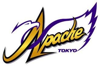 Tokyo Apache - Image: Tokyo Apache logo