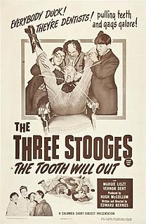 <i>The Tooth Will Out</i> 1951 film by Edward Bernds