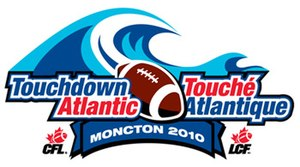 Touchdown Atlantic - Image: Touchdown Atlantic 2010
