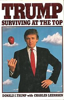 book by Donald Trump