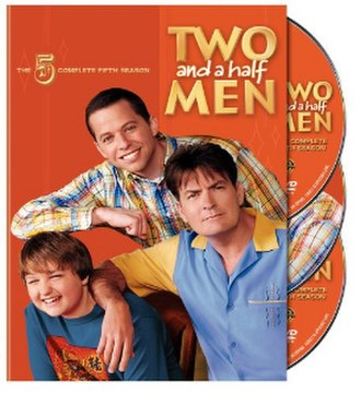 Two and a Half Men (season 5) - Image: Twoandahalfmen 5