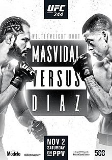 Official UFC 244 Masvidal vs Diaz Discussion Thread 220px-UFC_244_Poster