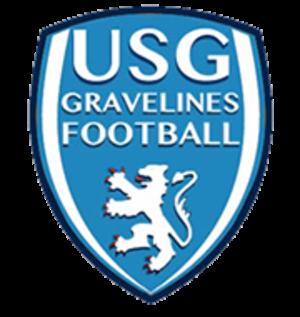 Union Sportive Gravelines Football - Image: USG Gravelines Logo