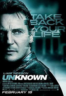 Unknown (2011) (In Hindi) SL NVM - Liam Neeson, Diane Kruger, January Jones, Aidan Quinn, Stipe Erceg, Olivier Schneider, Sebastian Koch, Bruno Ganz, Frank Langella
