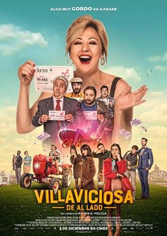 Villaviciosa de al lado - Image: Villaviciosa de al Lado poster