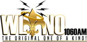 WLNO - Image: WLNO 1060AM logo