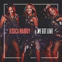 We got love jessica mauboy letra español