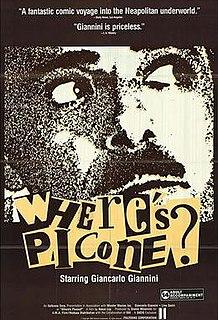 <i>Wheres Picone?</i> 1983 film by Nanni Loy