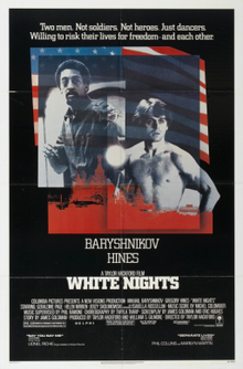 White Nights theatrical release poster.png