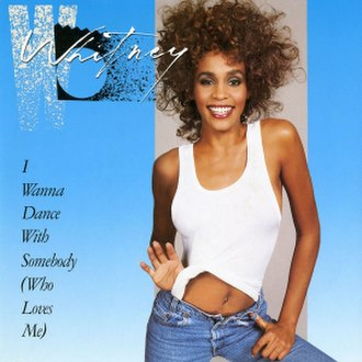 I Wanna Dance with Somebody (Who Loves Me) - Image: Whitney Houston I Wanna Dance with Somebody