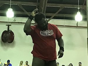 Willie Mack (wrestler) - Mack representing The Crash as part of La Junta in the World Wrestling League.