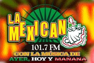 XHAR-FM - Image: XHAR mexicana big logo