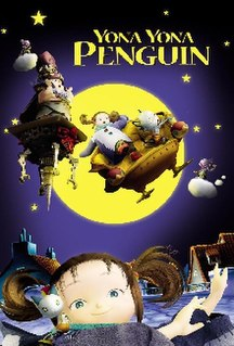 <i>Yona Yona Penguin</i> 2009 film directed by Rintarō