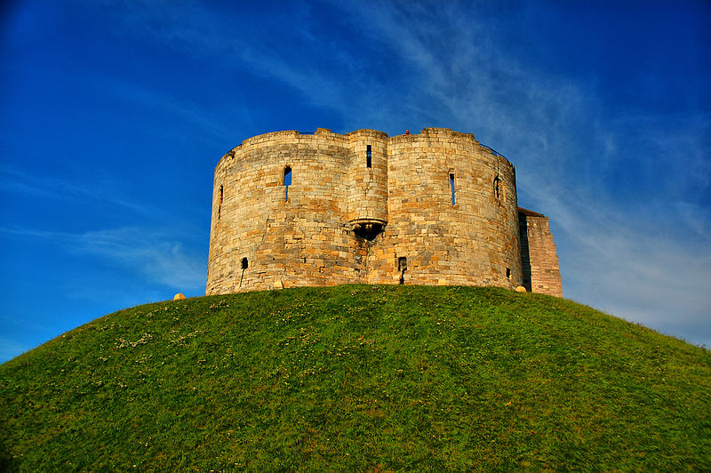 File:York castle exterior.jpg