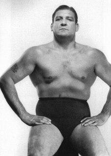 Yvon Robert Canadian professional wrestler