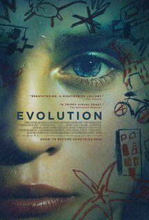 <i>Evolution</i> (2015 film) 2015 French drama film directed by Lucile Hadžihalilović