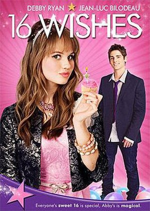 16 Wishes - 16 Wishes DVD cover 16