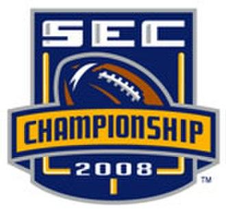 2008 SEC Championship Game - 2008 SEC Championship logo.