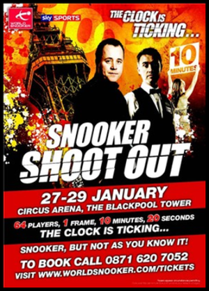2012 Snooker Shoot-Out - Image: 2012 Snooker Shoot Out poster