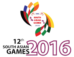 250px 2016 South Asian Games Logo - Asian Games Last Held In India