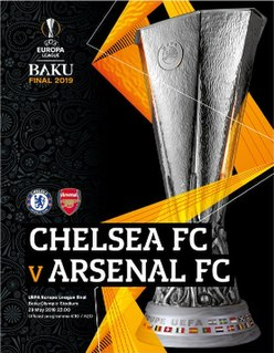 2019 UEFA Europa League Final The finals of the 2018-19 edition of the UEFA Europa League