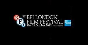 2012 BFI London Film Festival Awards - Festival poster