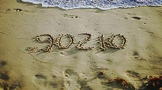 90210 (TV series) - Intertitle used in the remaining seasons of the series