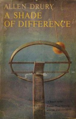 A Shade of Difference - First edition