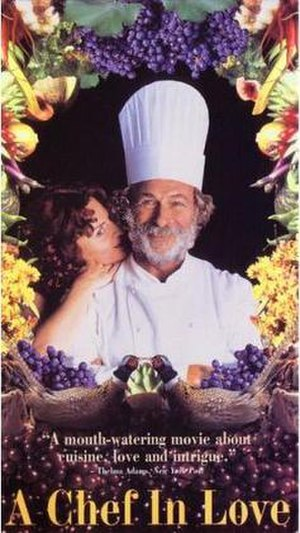 A Chef in Love - Image: A Chef in Love Video Cover