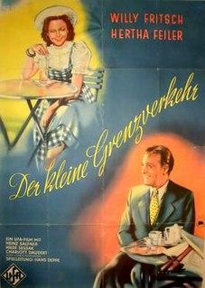 <i>A Salzburg Comedy</i> 1943 film by Hans Deppe