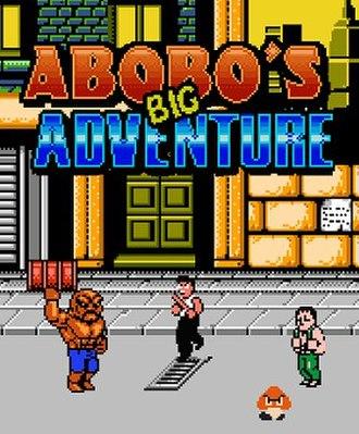 Abobo's Big Adventure - Image: Abobo's Big Adventure