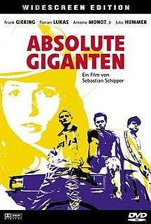<i>Absolute Giganten</i> 1999 film