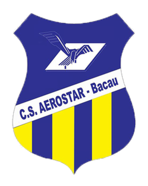 CS Aerostar Bacău - Image: Aerostar Bacau logo