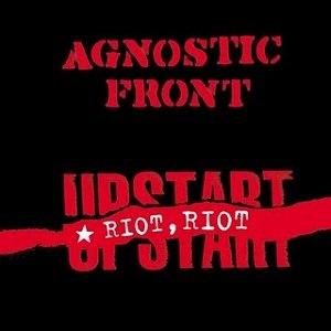 Riot, Riot, Upstart - Image: Afront riot