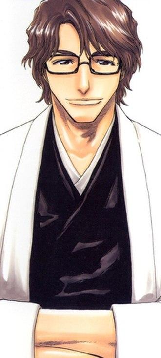 Sōsuke Aizen - Sōsuke Aizen by Tite Kubo