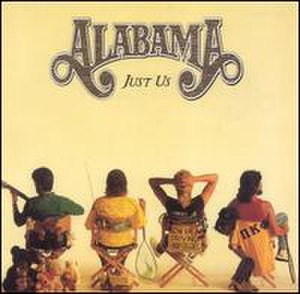 Just Us (Alabama album) - Image: Alabama Just Us